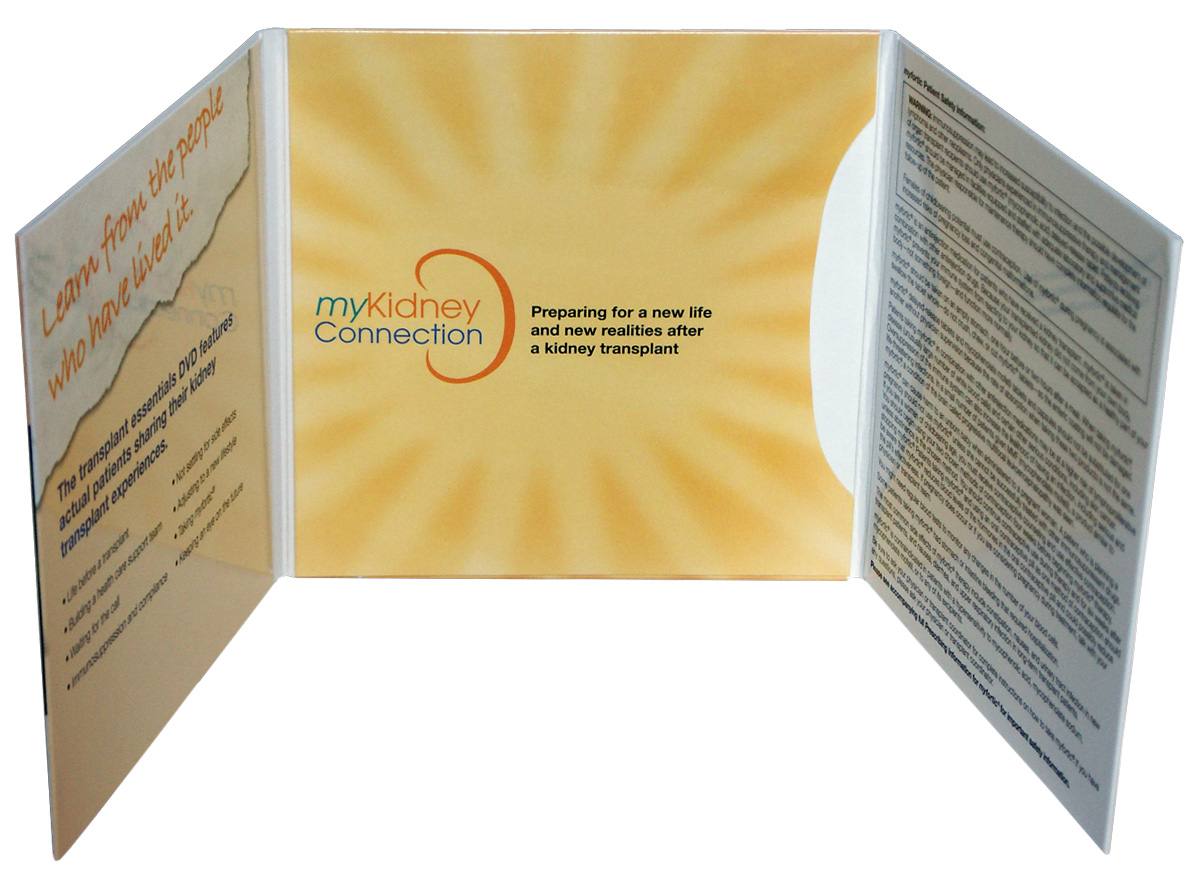 Multimedia Packaging - CD Case