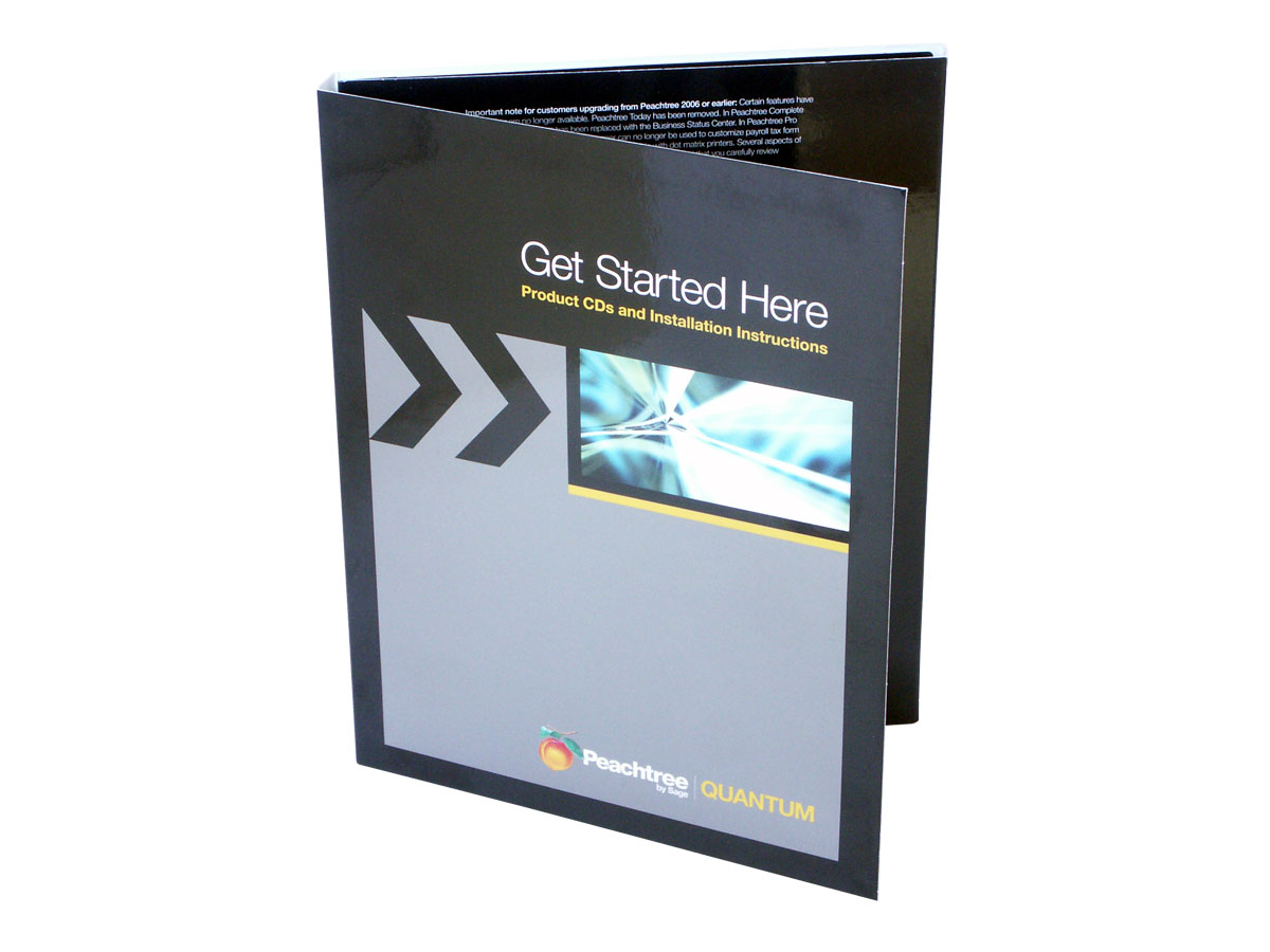 Full-Color Software Case