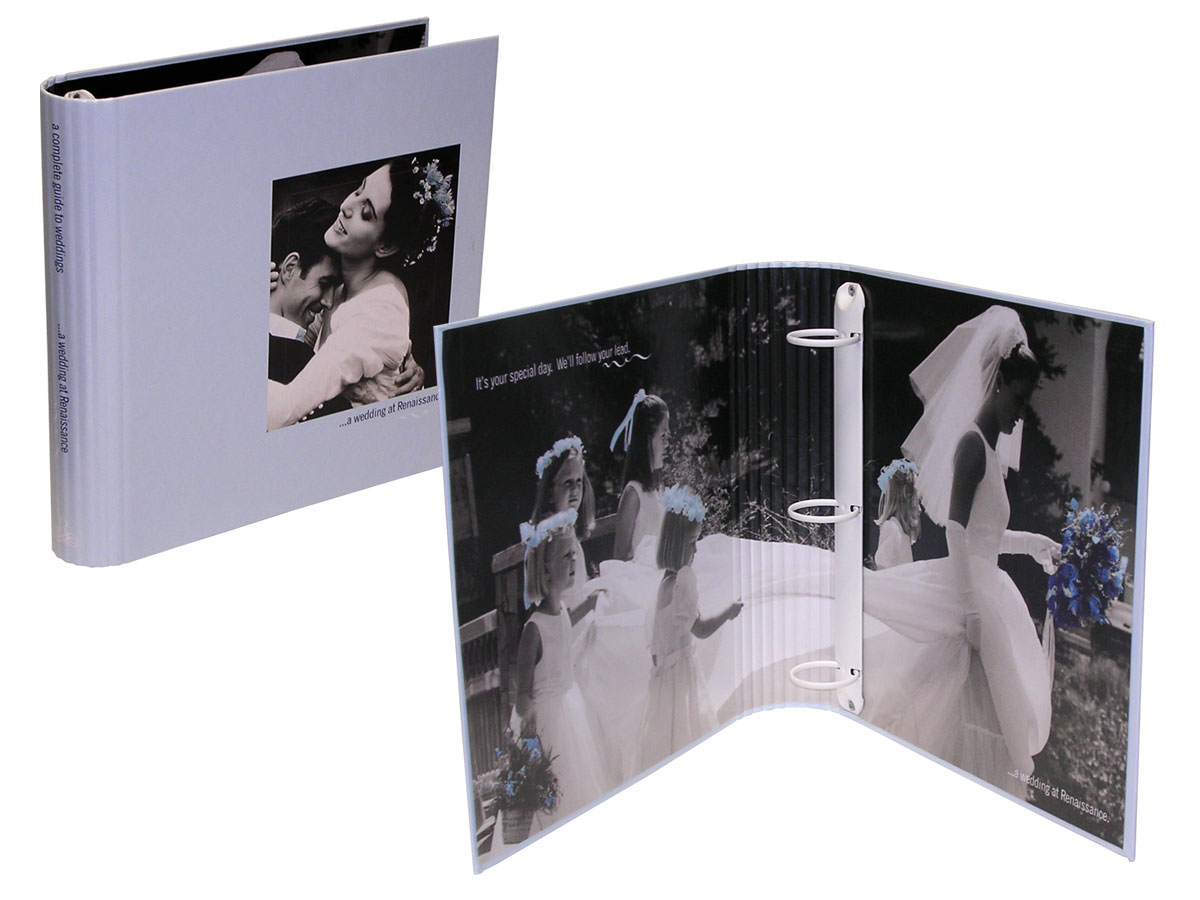 Special Occasion Flex Hinge Binder