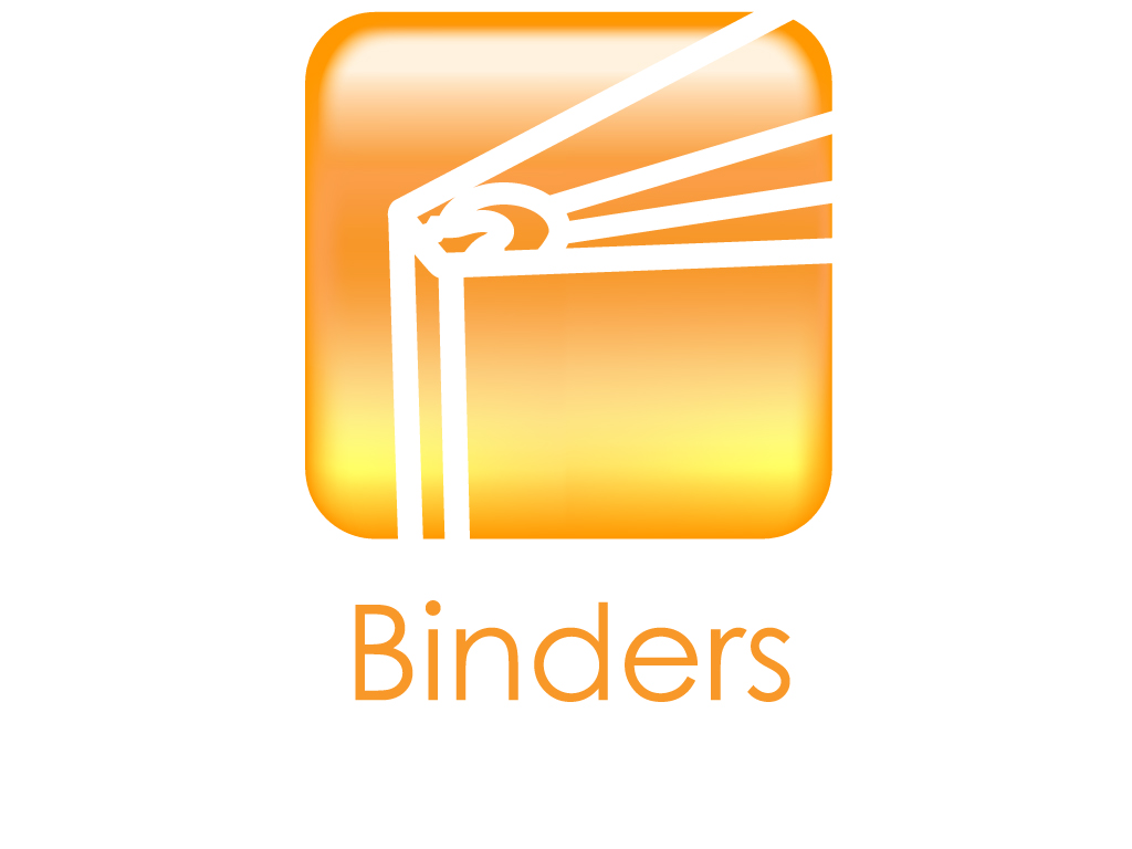 Binder Icon