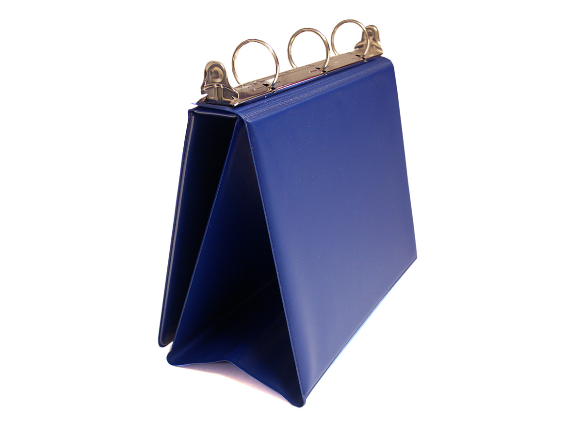 Vinyl Tent Easel Binder